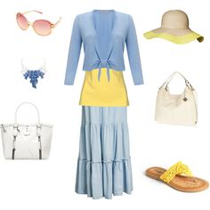 """""""Spring Weekend on the Lake"""" by julesrenee on Polyvore"""