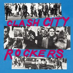 the clash | clash city rockers