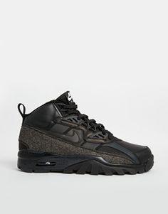 f525ac251e4 Nike Air Trainer SC Sneakerboots at asos.com