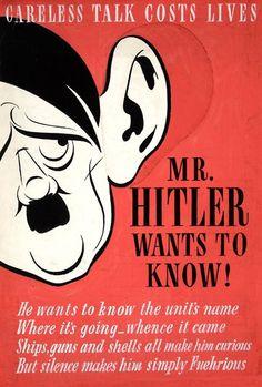 British World War Two propaganda artworks released on Wikipedia