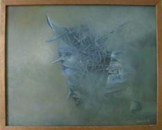 """Aukce díla """"Čarodějky"""" od autora laibr, počáteční cena 20 000,- Kč.  www.artsell.cz"""