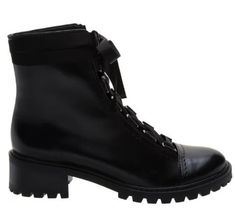 COTURNO LACE-UP BLACK Dr. Martens, Timberland Boots, Black Boots, Combat Boots, Up, My Style, Shoes, Fashion, Shoes Boots Combat