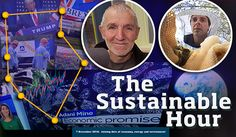 """We need each other more than ever,"" said Phil Baulch – in The Sustainable Hour no 151 on 7 December 2015 in a conversation about joining the dots"