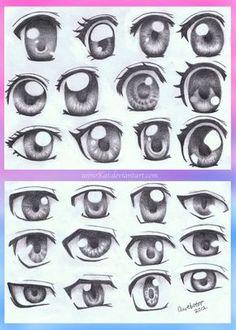 Olhos e mais... Olhos                                                                                                                                                                                 Mais