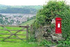 English Countryside, Devon, United Kingdom. Stock Images - Image: 2332254