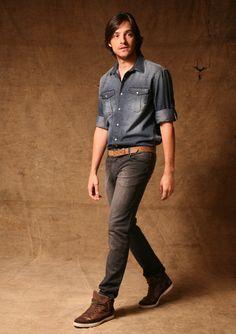 Trend: Camisa Jeans