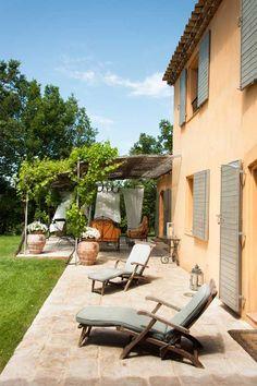Réalisations ligne traditionnelle | Mas Provence constructeur de maison individuelle