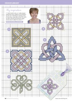 The World of Cross Stitching - April 2015