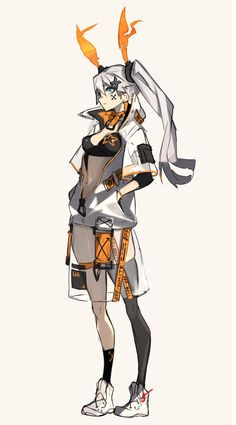 White and yellow character design Fantasy Character Design, Character Creation, Character Design Inspiration, Character Concept, Character Art, Fantasy Characters, Female Characters, Anime Characters, Art Et Illustration