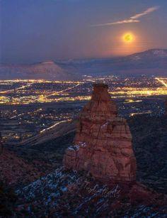 Old postcard - MESA COLLEGE, GRAND JUNCTION, COLORADO | coloradoness ...