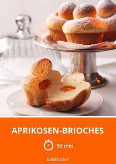 Aprikosen-Brioches - smarter - Zeit: 50 Min.   eatsmarter.de