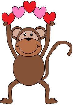 monkeyheart3.png (952×1361)