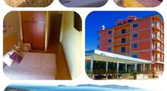 Hotel Delfin Azul A Lanzada Situated just off La Lanzada Beach on Galicia's coast, Hotel Delfin Azul offers modern rooms with a terrace and stunning sea views. The hotel has a 24-hour reception and free parking.  Rooms are tastefully decorated and come with a sofa bed.