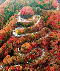 Romania s autumn amazing landscape at Bicaz Gorge Beautiful Roads, Beautiful Landscapes, Beautiful Places, Visit Romania, Romania Travel, Foto Blog, Autumn Nature, Autumn Fall, Wonders Of The World