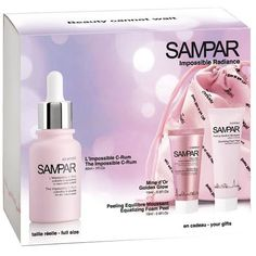 SAMPAR Impossible Radiance Gift Box