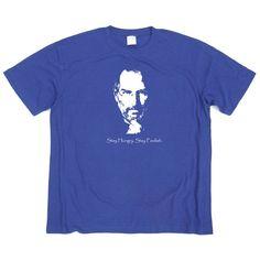 Steve Jobs Tshirt.  Memory of Steve Jobs  screen by smiletee