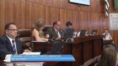 Vereadores aprovam mais dois parcelamentos de dívidas em Marília