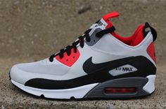 Nike Air Max 90 Sneakerboot - Challenge Red | Sole Collector
