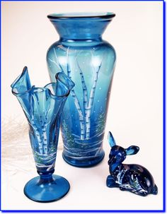 bing pictures of fenton lamps Fenton Lamps, Fenton Glassware, Bottle Vase, Bottles, Fairy Lamp, Art Of Glass, Glass Figurines, Glass Dishes, Vintage Pottery