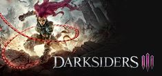 The four horseman are back to either prevent the destruction of the world or to help bring it along, it is not clear ;p In Darksiders III we get the chance to Will Ferrell, Monster Hunter, Sherlock Holmes, Darksiders Game, Hack And Slash, Gaming Wallpapers, Good And Evil, Savior, Games