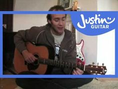 Everybody Hurts - REM (Songs Guitar Lesson ST-510) How to play - YouTube