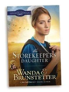 The Storekeeper's Daughter is the first book in my Daughters of Lancaster County series. In this book the kidnapping of an Amish child takes place and the sister of the little boy who was stolen blames herself, as does her father.
