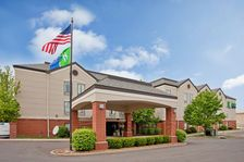 HOLIDAY INN EXPRESS - our favorite home away from home!