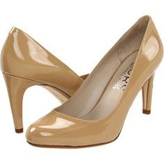 Classic Nude Shoe for your Navy Dress or Slacks