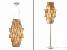 Stick collection by Matali Crasset for Fabbian Illuminazione lighting