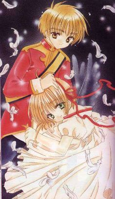 CLAMP - Card Captor Sakura 【Syaoran & Sakura】