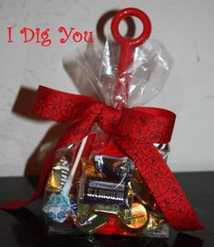 Cute idea for goodie bags for kids in the class!