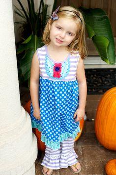 Zoey Dress (size 18m,2T,3T,4T & 6). $45.00, via Etsy.