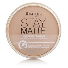 Rimmel Stay Matte Long Lasting Pressed Powder - Creamy Beige 018 *** This is an Amazon Affiliate link. Visit the image link more details.