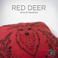 Red deer from Detcraft