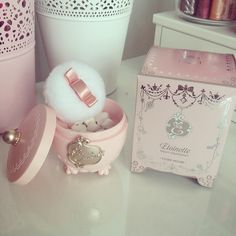 Etoinette Heart highlighter from Etude House.[Thanks to my precious Miss Pinterest @Verona Sugarpink <3]