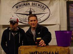 Wingman Brewers, Strange Brewfest Port Townsend