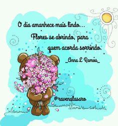 _____________Anna L Ramos  Bom dia ʚïɞ.•*¨*•.¸¸