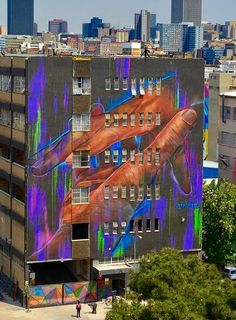 Adnate for City of Gold Festival in Johannesburg, South Africa, 2015♥≻★≺♥