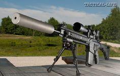 Sig Sauer SIG716 Precision 7.62mm Rifle: Reliable DMR | Gun Review