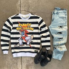 Summer Swag Outfits, Dope Outfits For Guys, Swag Outfits Men, Stylish Mens Outfits, Casual Outfits, Hype Clothing, Mens Clothing Styles, Tomboy Stil, Streetwear Mode