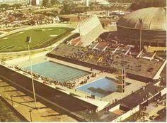 1970 - Ginásio do Ibirapuera.