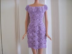 MATERIALS      Size 10 thread in lilac purple   Size 6 (1.8 mm) steel hook   3 sew on snaps      GAUGE      As usual, I did not...