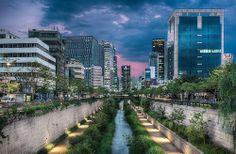 The Heart Of Seoul - (South Korea)