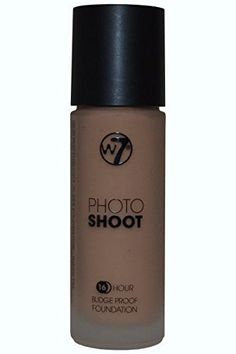 W7 Cosmetics Photo Shoot Foundation 16 Hour 28ml Natural Tan by W7 *** Want to know more, click on the image.