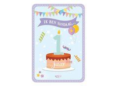 My Happy Moments kaarten; Leuk kraamkado!