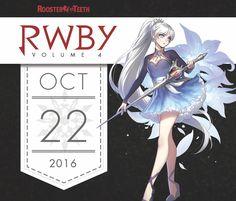 RWBY Volume 4 Weiss