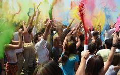 HOLI Festival das cores 2013 SP
