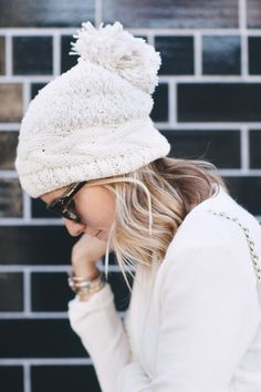 I heart pompoms Winter Wear, Autumn Winter Fashion, Looks Style, Style Me, Winter Stil, Up Girl, Winter Looks, Mode Style, Get Dressed
