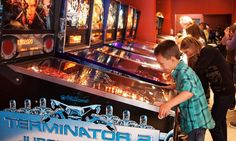 Passes for One, Two, or Four People at Modern Pinball NYC (Up to 53% Off)