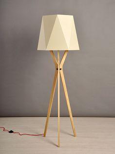 Retro Lighting, Lighting Design, Tripod Lamp, Art Deco, Automata, Furniture, Home Decor, Modern Floor Lamps, House Decorations